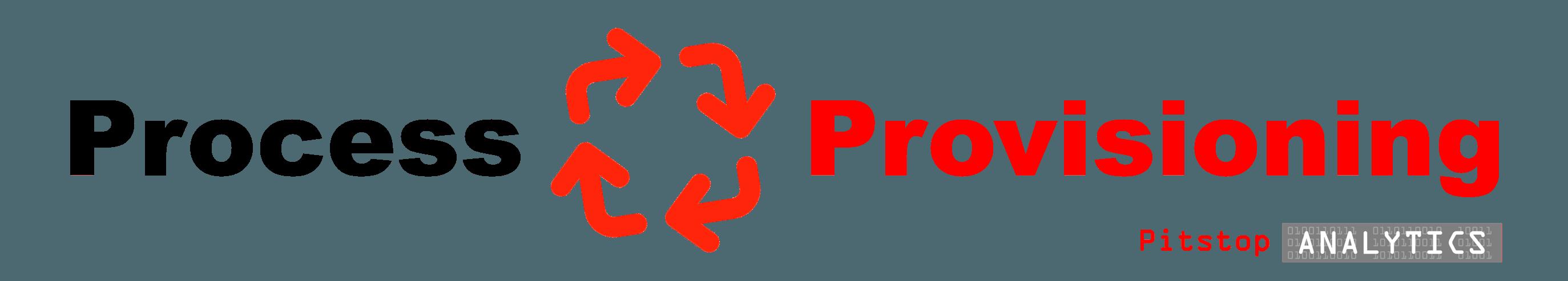 provisioning process
